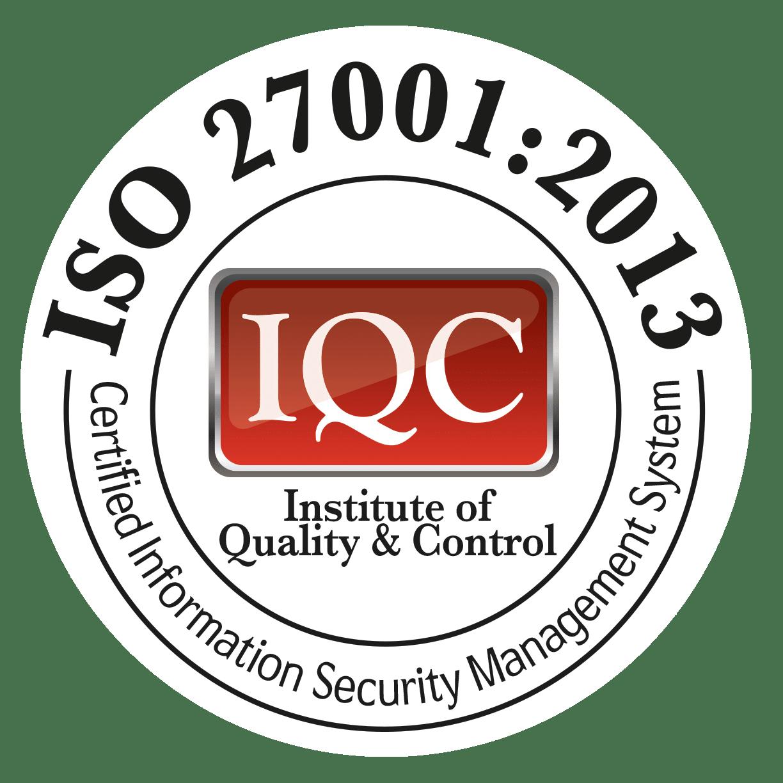 mazebolt_ISO_27001_certificate